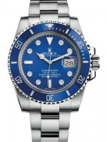 Rolex Submariner Calendar Type 40MM reloj 116619LB-97209 8DI