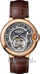 Ballon Bleu de Cartier Flying Tourbillon Replica reloj W6920104