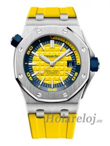 Audemars Piguet Royal Oak Offshore Diver Acero inoxidable Reloj 15710ST.OO.A051CA.01