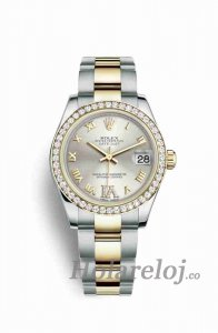Rolex Datejust 178383 31mm Amarillo Rolor Reloj