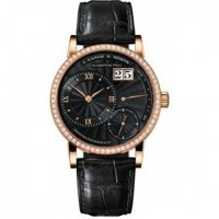Replica reloj A.Lange & Sohne Little Lange 1 20th Aniversario Pink Gold 811.065