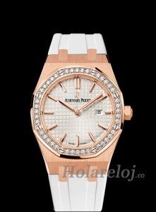 Audemars Piguet Royal Oak Cuarzo 67651OR.ZZ.D010CA.01