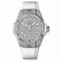 Hublot Big Bang Acero Blanco Full 39 465.SE.9010.RW.1604