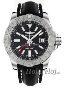 Breitling Avenger II GMT hombres reloj A3239011/BC35 435X
