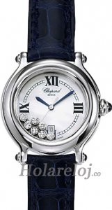 Chopard Happy Sport Round 7 diamantes 278238-3006