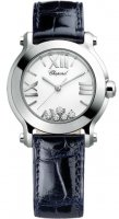 Chopard Happy Sport Round cuarzo 30mm Senoras reloj 278509-3001