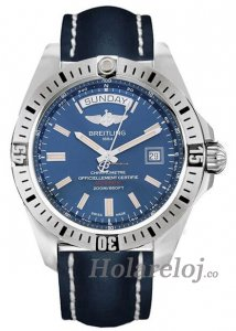 Breitling Galactic 44 hombres A45320B9/C902
