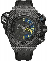 Hublot King Power Oceanographic 1000 Carbono 48mm 732.QX.1140.RX