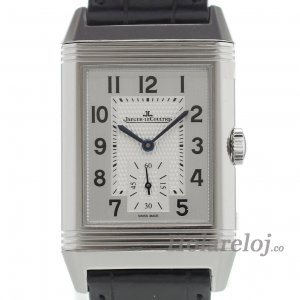 Jaeger LeCoultre Reverso Classic Duoface Hombre Hand Wound Reloj 3848420