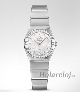 Omega Constellation Pluma Relojes 123.15.24.60.55.006