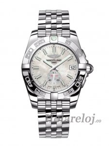 Breitling Galactic 36mm Acero inoxidable (A3733012/A788/376A) Replicas