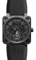 Bell & Ross Aviation BR 01 Tourbillon Phantom reloj