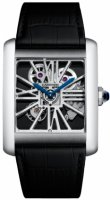 Cartier Tank Skeleton Marcar Palladium W5310026