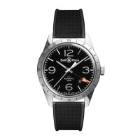 Bell & Ross Vintage Coleccion BR 123 GMT 24H
